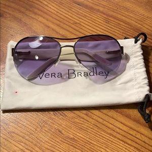 Vera Bradley sunglasses with original pouch
